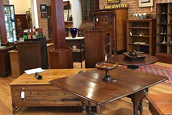 Antiques in Braidwood